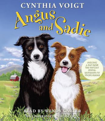[CD] Angus and Sadie By Voigt, Cynthia